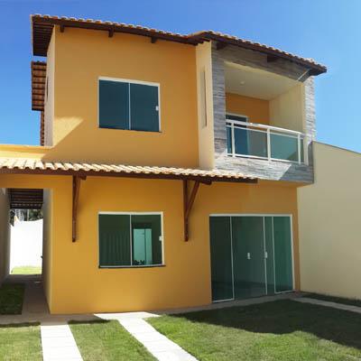 Fachada Duplex Betolandia