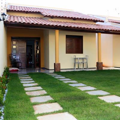 Fachada Casa Plana Betolandia