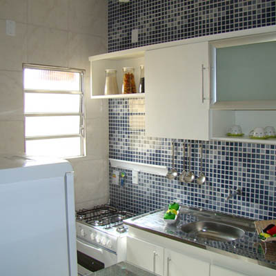 Cozinha Conjunto Residencial Viva a Vida