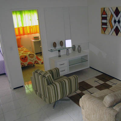 Sala Estar Conjunto Residencial Viva a Vida