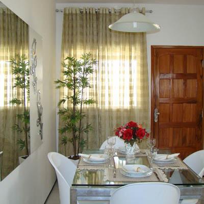 Sala Jantar Conjunto Residencial Viva a Vida