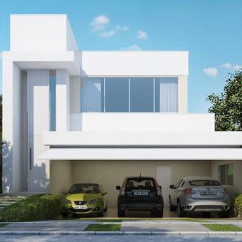 Casa Duplex Alphaville Fortaleza 02